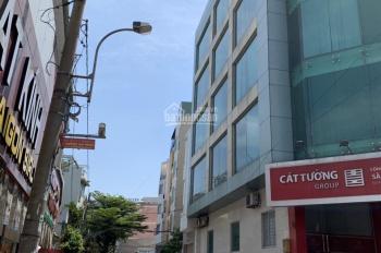 Cho thuê tòa nhà 2 MT văn phòng mini Cộng Hoà, P. 13, Tân Bình, hầm, 5 lầu, giá 85tr/th