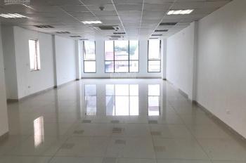 Cho thuê văn phòng mặt phố Cầu Giấy, 35m2, 50m2, 60m2, 90m2, 150m2. Giá 160 nghìn/m2/th