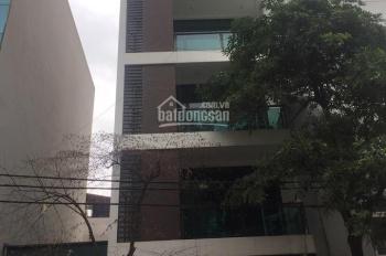Cho thuê nhà riêng phố Hoa Bằng, Yên Hòa, Cầu Giấy. DT 50m x 7 tầng, có thang máy, ĐH. giá 27tr/th