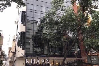 Cho thuê gấp nhà mặt tiền kinh doanh Hai Bà Trưng, phường Bến Nghé, quận 1