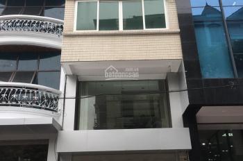 Cho thuê nhà phố Đỗ Quang, phường Trung Hòa, quận Cầu Giấy. DT 55m2, 5 tầng, MT 5m, giá 22tr/tháng