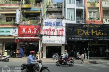 Bán nhà MT Điện Biên Phủ, P.15, Bình Thạnh, 14x100m, cấp 4, GPXD: hầm, 9 tầng, giá 300 tỷ 090297733