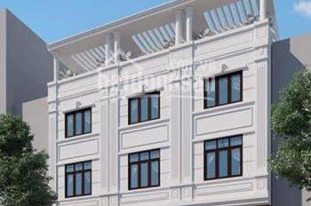 Bán nhà 4 tầng sau quận Hải An oto vào nhà