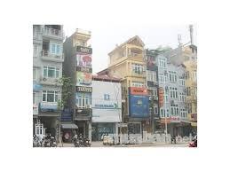 Bán nhà mặt phố Quang Trung , Hà Đông , sổ đỏ 30m2 x 3,5T , MT3m , kinh doanh tốt , giá 4,6 tỷ TL