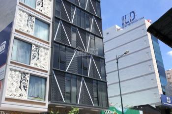Cho thuê nhà MT Trần Tuấn Khải - Trần Hưng Đạo, P5, Q5. DT: 8,2x18m, hầm, 4 lầu giá thuê: 140 tr/th