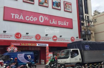 Cho thuê nhà MT 791 Quang Trung, Q. Gò Vấp, DT 17x22m, nhà cấp 4