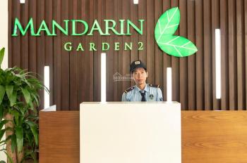 NHƯỢNG SUẤT NGOẠI GIAO CHUNG CƯ CAO CẤP MANDARIN GARDEN 2 - 99 TÂN MAI