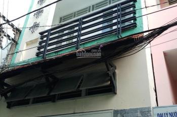Bán Nhà Nguyễn Quý Anh Quận Tân Phú dt 4mx14m hẻm 4m thông giá 4.3 tỷ