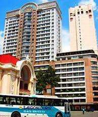 Bán tòa nhà MT Hai Bà Trưng, Quận 1. DT: 13x27m, 10 tầng, HĐ thuê 800tr/th, giá 170 tỷ