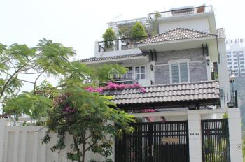 Biệt thự cao cấp Nguyễn Văn Hưởng, P.Thảo Điền có hồ bơi  Dt 15x20, giá 40.5 tỷ.
