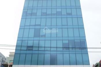 Cần bán tòa văn phòng đường 3/2, Q10, DT: 10.5x32m, hầm, 9 tầng, hơn 2000m2 sàn. Chỉ: 102 tỷ thôi
