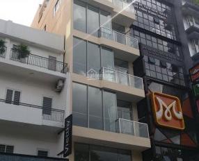 Cho Thuê Nhà Góc 2 MT Đường Sư Vạn Hạnh, P12, Q10, DT 4.5x16m, 4 tầng, Giá 85tr/th