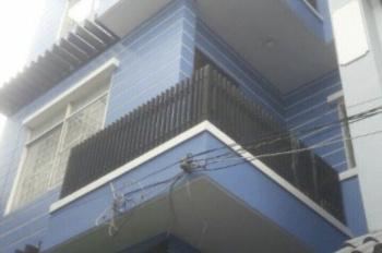 Bán nhà hẻm 184 Nguyễn Văn Quỳ, Phú Thuận, quận 7, hẻm XH LH: 0911129159
