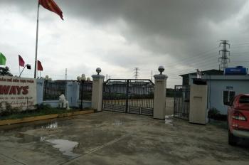 Cho thuê đất có kho xưởng hoặc xưởng có sẵn tại Chí Linh, Hải Dương