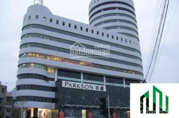 Cho thuê văn phòng Hà Nội giá rẻ, tòa nhà Parkson số 1 Thái Hà lô đẹp nhất, sàn 200m2, 085539157