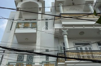 Bán nhà 1 trệt  2 lầu 4x15m giá 3.4 tỷ, HXH đường Hiệp Thành 13 , P. HT, Q12. LH: 0909232866