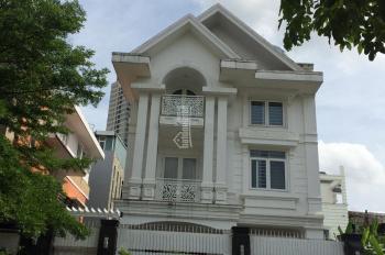 Cho thuê villa góc 2 mặt tiền đường NB Thảo Điền 20x20m tiện làm cafe, nhà hàng 162.26 triệu/tháng