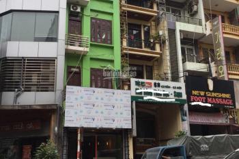 Bán nhà mặt phố Tân Mai 60m,4T,MT4m giá 12 tỷ, Thuê 40 triệu