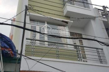 Bán gấp nhà mặt tiền đường Nhiêu Tứ, Phú Nhuận, DT: 5x12m, 4 tầng, 13.7 tỷ, thương lượng