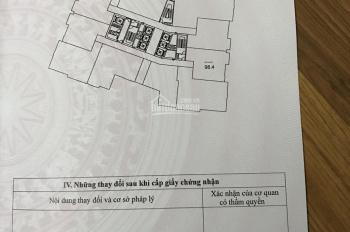 Bán gấp CHCC Hà Đô Park View NO 10 căn 901. Giá 33 triệu/m2, LH chính chủ 0965861111