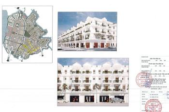 Shophuose mặt tiền 33m và 21m vị trí trung tâm KĐT đẳng cấp giá chỉ 19tr/m2 (bao sổ) LH 0917848879
