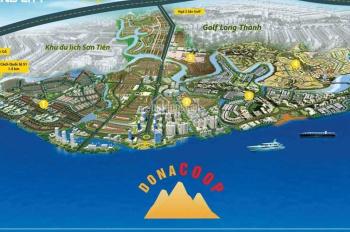 Bán đất sổ đỏ liền kề khu đô thị Aquacity của TĐ Novaland giá 19tr/m2 MT 21m (bao sổ) LH 0917848879