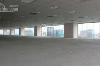 Cho thuê sàn thương mại lô góc Nguyễn Tuân - Ngụy Như Kon Tum, 400 - 800m2, giá 280 nghìn/m2/tháng