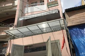 Chính chủ bán nhà HXH đường Nơ Trang Long, DT = 4x18.3m, 3 lầu, giá chỉ 8.1 tỷ, LH 0908.9878.04
