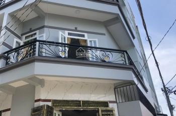 Nhà mới 4 tấm 1/HXH đường Hương Lộ 2, Bình Tân, sổ riêng, giá: 2070 + SR. LH 0899918978