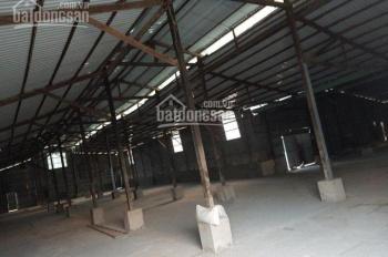 Cho thuê kho xưởng 1.100m2, gần cầu Bình Điền, Bình Chánh, 40 triệu/ tháng