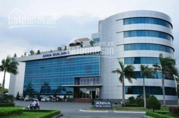 Cho thuê văn phòng ANNA Building 235m2, 278ng/m2/th đã phí QL. Khu phần mềm Quang Trung, 0965154945