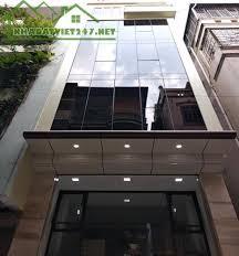 Cho thuê nhà Đỗ Quang  5 tầng 55m 20tr /th  ngõ ô tô đỗ tránh , Nhà mới sơn sửa lại đẹp, sàn gỗ