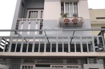 Cần bán nhà hẻm xe hơi ngay MT Phan Văn Hớn - Q12, DT 64m2, giá 1.6 tỷ