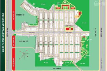Đất nền KCN Vsip 2, mặt tiền ĐT 742, chỉ 680 triệu/nền F0, sổ đỏ TC 100% chiết khấu 23,145 triệu