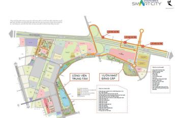 Vinhomes Smart City - Chỉ từ 1 tỷ lãi suất 0% sở hữu ch 3pn đẹp nhất phân khu - Hotline 0352572122