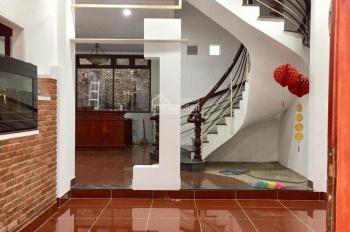 Cho thuê nhà đường 2 KDC Sông Giồng: 7x19m, 3 lầu, 4PN, 5WC, giá 30 tr/th. Tín 0983960579
