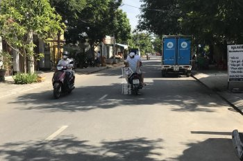 Bán nhà MT đường 7.5m Đặng Vũ Hỷ sát Võ Văn Kiệt, giá 85tr/m2