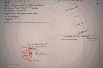 Chính chủ cho thuê 2 lô đất liền kề tại khu đô thị số 3 Điện Nam Điện Ngọc