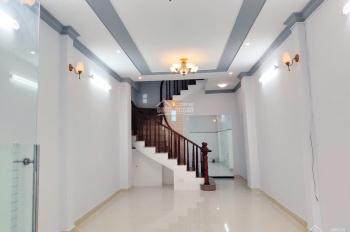 Gấp nhà siêu đẹp đường tọa lạc Nguyễn Văn Dung đường 12m nhà 3 lầu, giá giảm chỉ còn 9 tỷ 3 TL