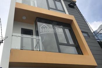 Cần bán căn nhà 1 trệt 3 lầu, DT 54m2, giá 5,4 tỷ, MT đường 11, phường Cát Lái, quận 2