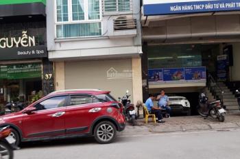Johnny Mạnh cho thuê gấp nhà mặt phố Lê Đại Hành, 4 tầng, giá rẻ. 0914739966