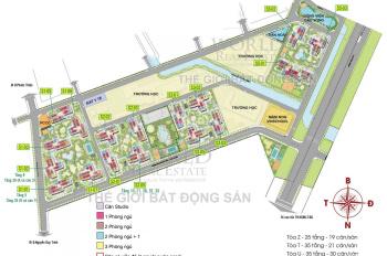 Bán nhiều căn hộ Vinhomes Grand Park Q9, căn 1PN+1 giá 1.5 tỷ , 2PN1WC: 1.7 tỷ, 2PN2WC Giá 1.98 tỷ