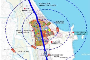 Đất nền sổ đỏ mặt tiền biển Quy Nhơn - sở hữu vĩnh viễn - ngân hàng hỗ trợ 65%. LH: 0916477328