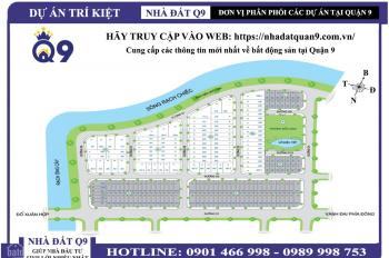 Bán nhanh đất nền Trí Kiệt tại Quận 9, LH: 0901466998