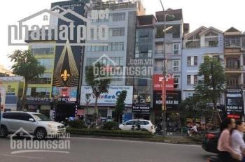 Bán nhà mặt phố Trần Thái Tông, Cầu Giấy, 72m2