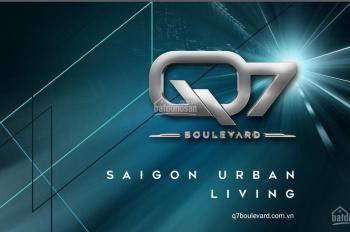 Mở bán dự án căn hộ Q7 Boulevard MT Nguyễn Lương Bằng chỉ 40tr/m2, 18 tháng nhận nhà, LH 0903964408