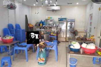 Cho thuê nhà mặt phố Trung Liệt phố ăn uống nhộn nhịp nhất Đống Đa, 45m2, MT 6m, giá thuê 16 tr/th