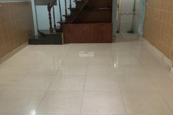 Bán nhà hẻm thẳng 4m (hẻm 21) Nguyễn Văn Cừ, P1, Q5. DT: 4.2x12m, giá 5.5 tỷ nhà trệt lửng lầu