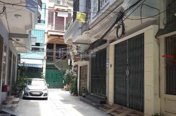 Bán nhà chính chủ khu phân lô Vĩnh Phúc, 44m2x3T, ngõ 2 ô tô tránh nhau, ô tô vào nhà giá 6,6 tỷ.