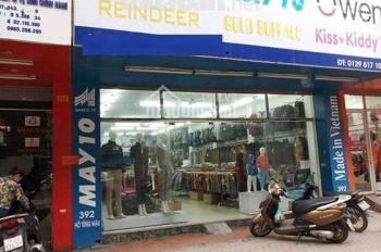 Cửa hàng mặt phố Xuân thủy, dt 62m mặt tiền rộng 4m vị trí sầm uất nhất phố - rất tiện kinh doanh